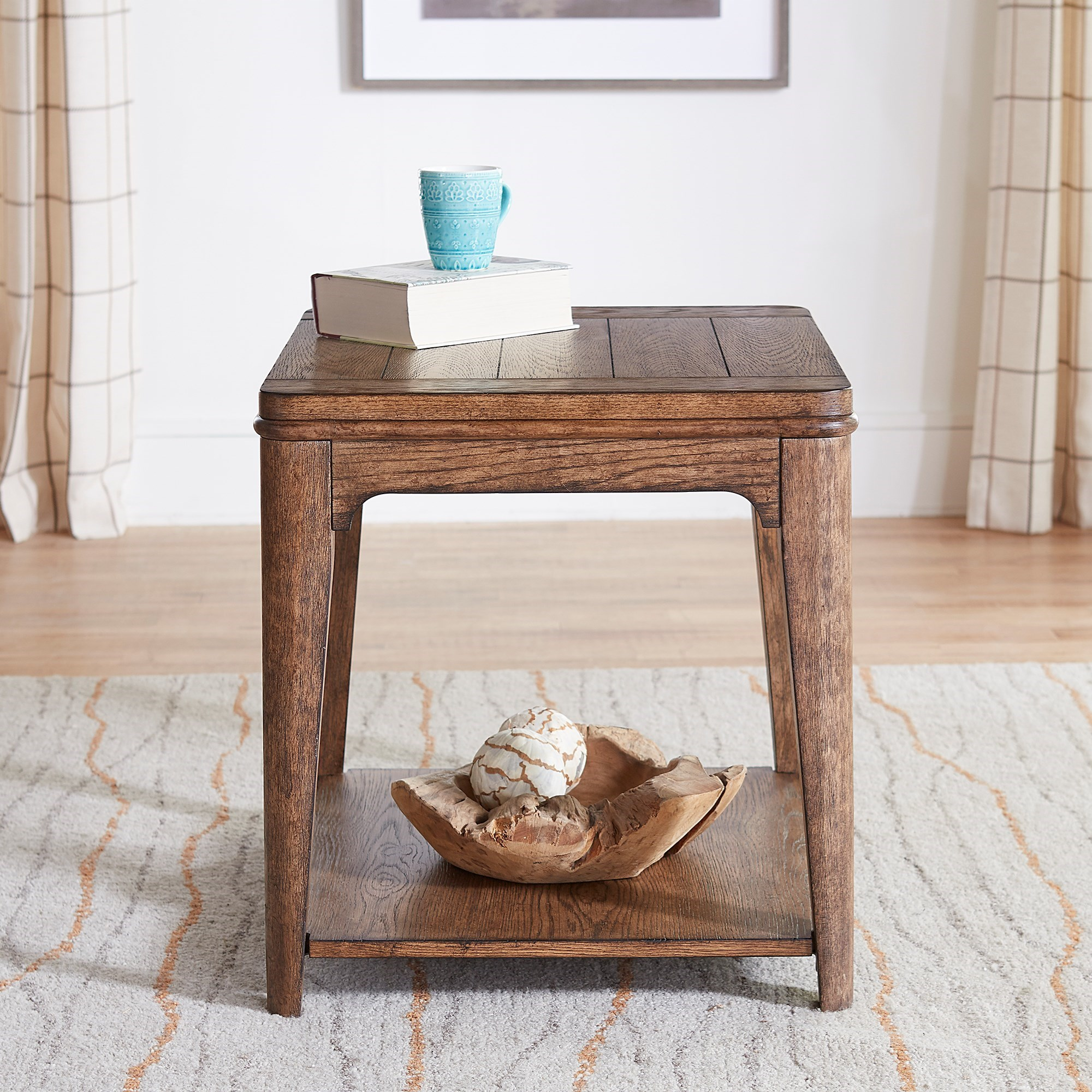Ashford End Table by Libby at Walker's Furniture