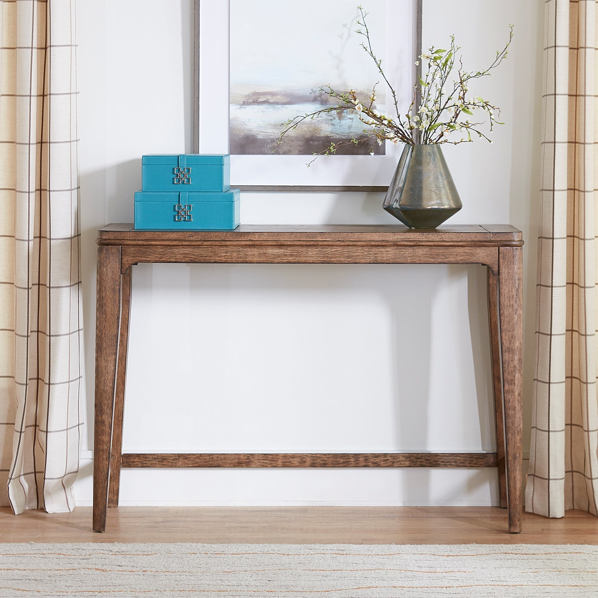 Ashford Console Bar Table  by Libby at Walker's Furniture