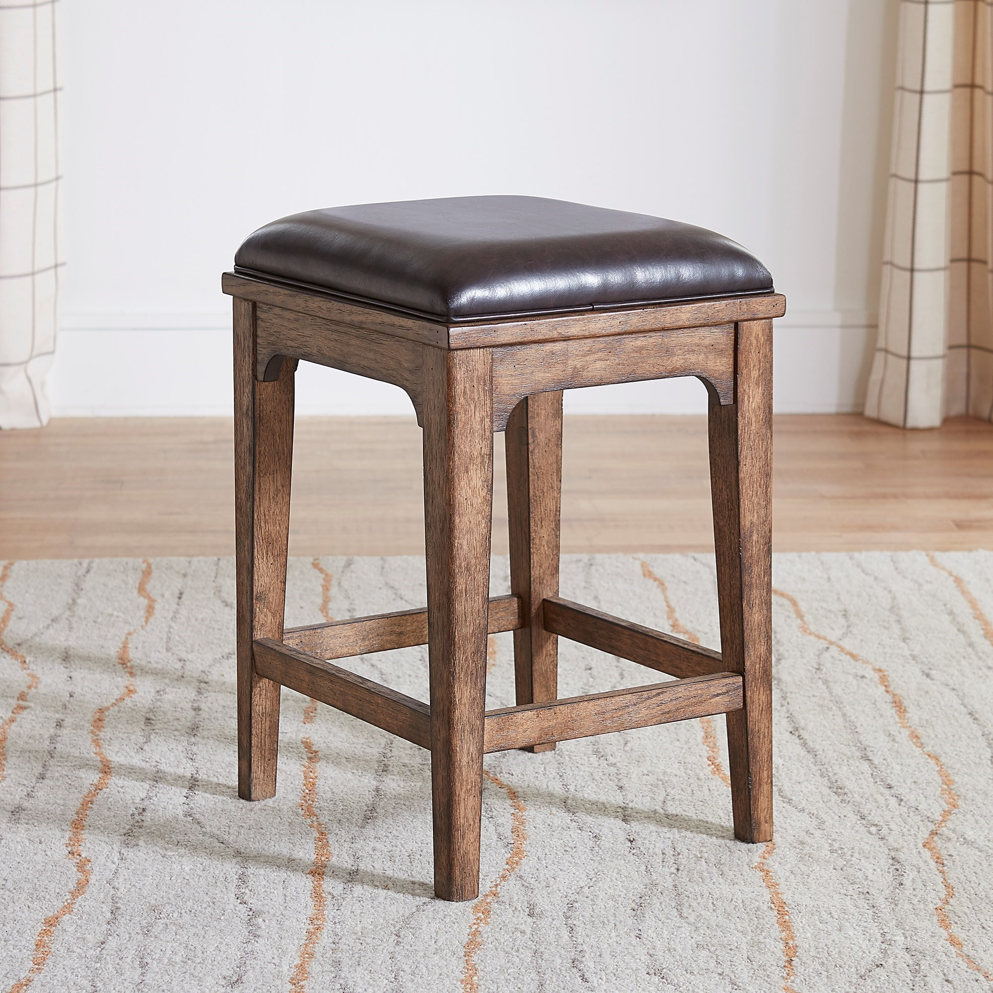 Ashford Console Stool  by Liberty Furniture at Furniture and ApplianceMart