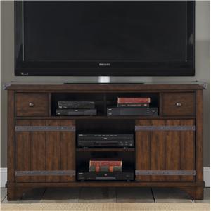 Liberty Furniture Aspen Skies-Occ TV Console