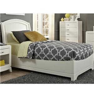Liberty Furniture Avalon II Twin Platform Bed