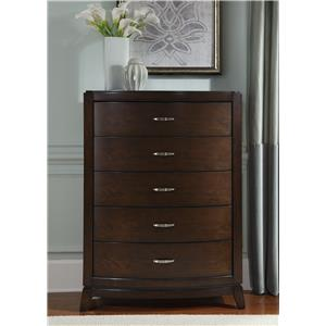 5 Drawer Chest with Dovetail Drawers