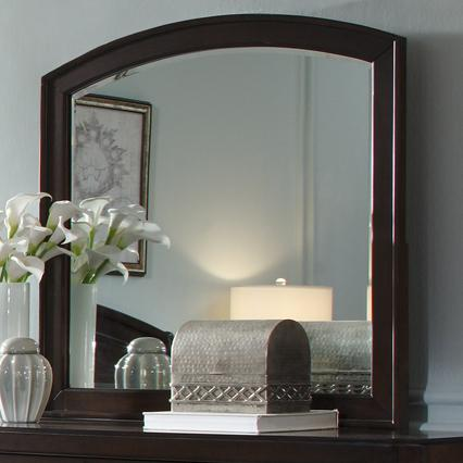 Avalon Mirror by Libby at Walker's Furniture