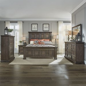 5 PC Queen Bedroom Group