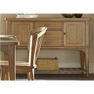 Liberty Furniture Candler Server