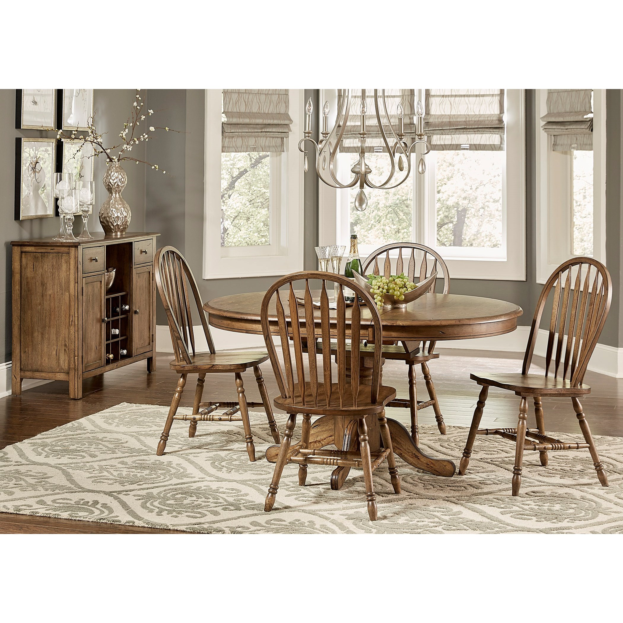 Carolina Crossing Casual Dining Room Group by Liberty Furniture at Lapeer Furniture & Mattress Center
