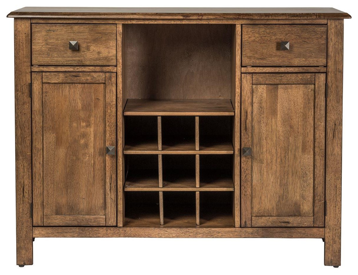 Carolina Crossing Dining Server by Freedom Furniture at Ruby Gordon Home