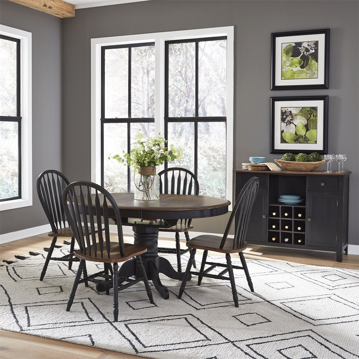Carolina Crossing Casual Dining Room Group by Liberty Furniture at Northeast Factory Direct