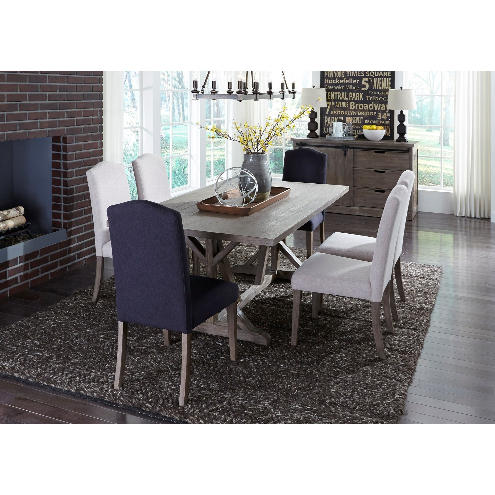 Carolina Lakes Casual Dining Room Group by Liberty Furniture at Lapeer Furniture & Mattress Center