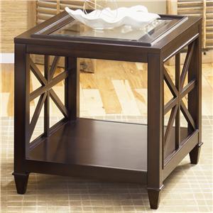Liberty Furniture Caroline End Table