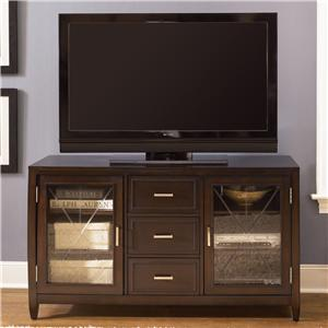 Two Door, Three Drawer Entertainment TV Stand