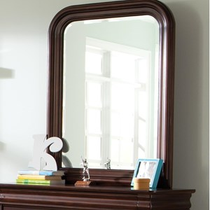 Beveled Edge Square Youth Mirror