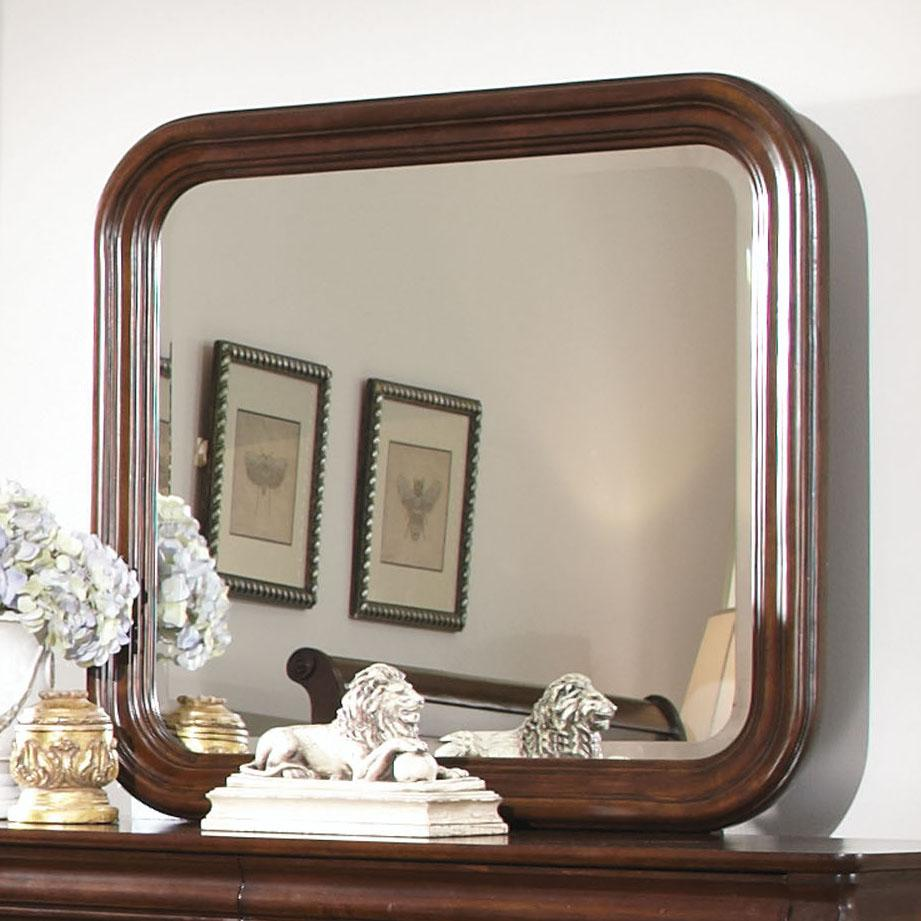 Carriage Court Mirror by Liberty Furniture at Standard Furniture
