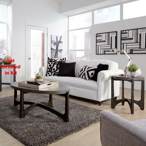 Cascade 2 Piece Coffee Table Set by Liberty Furniture at Sam Levitz Furniture