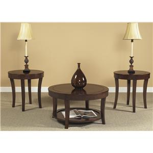 Liberty Furniture Casual Living 168 3 Pack Occasional Tables