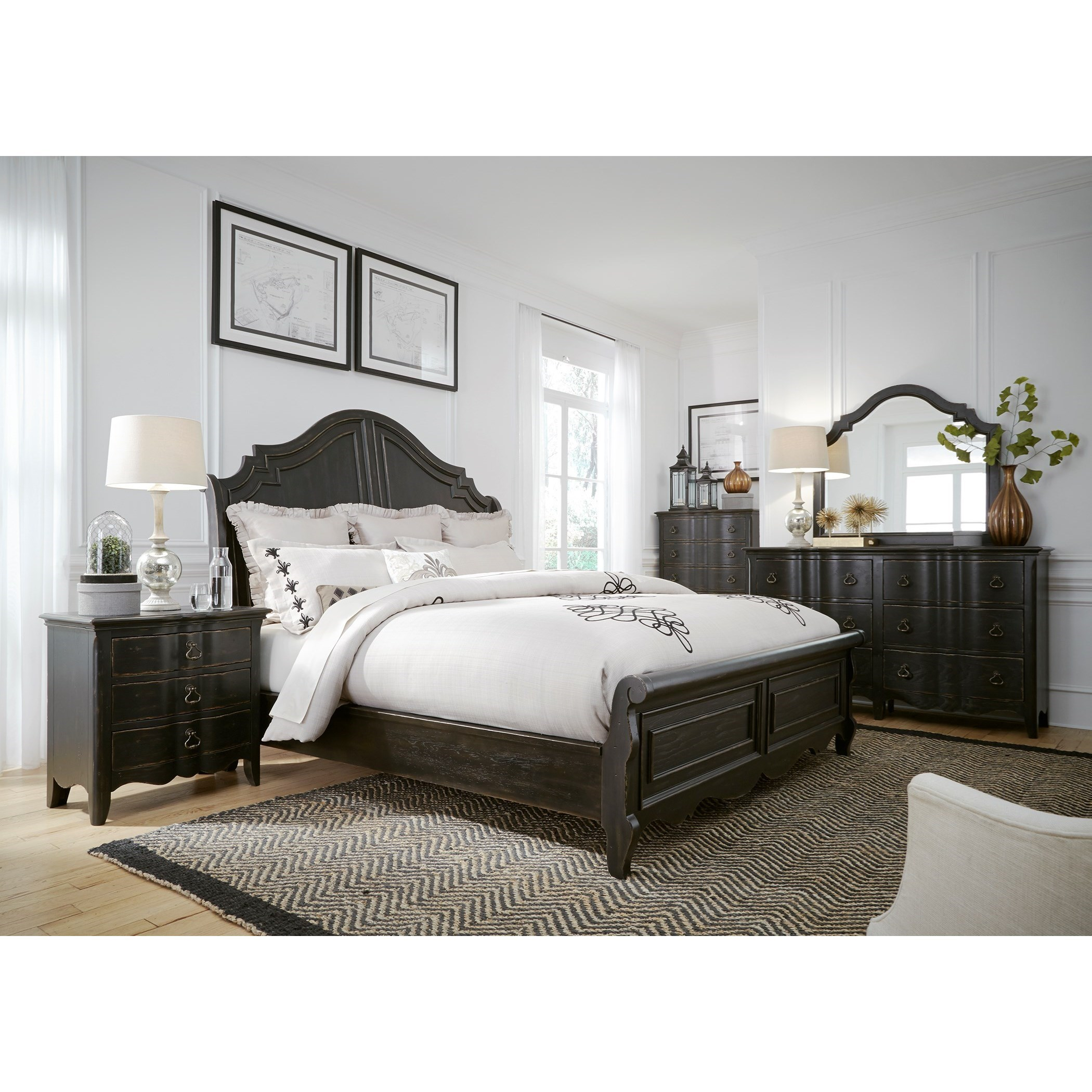 Chesapeake King Bedroom Group by Liberty Furniture at Northeast Factory Direct
