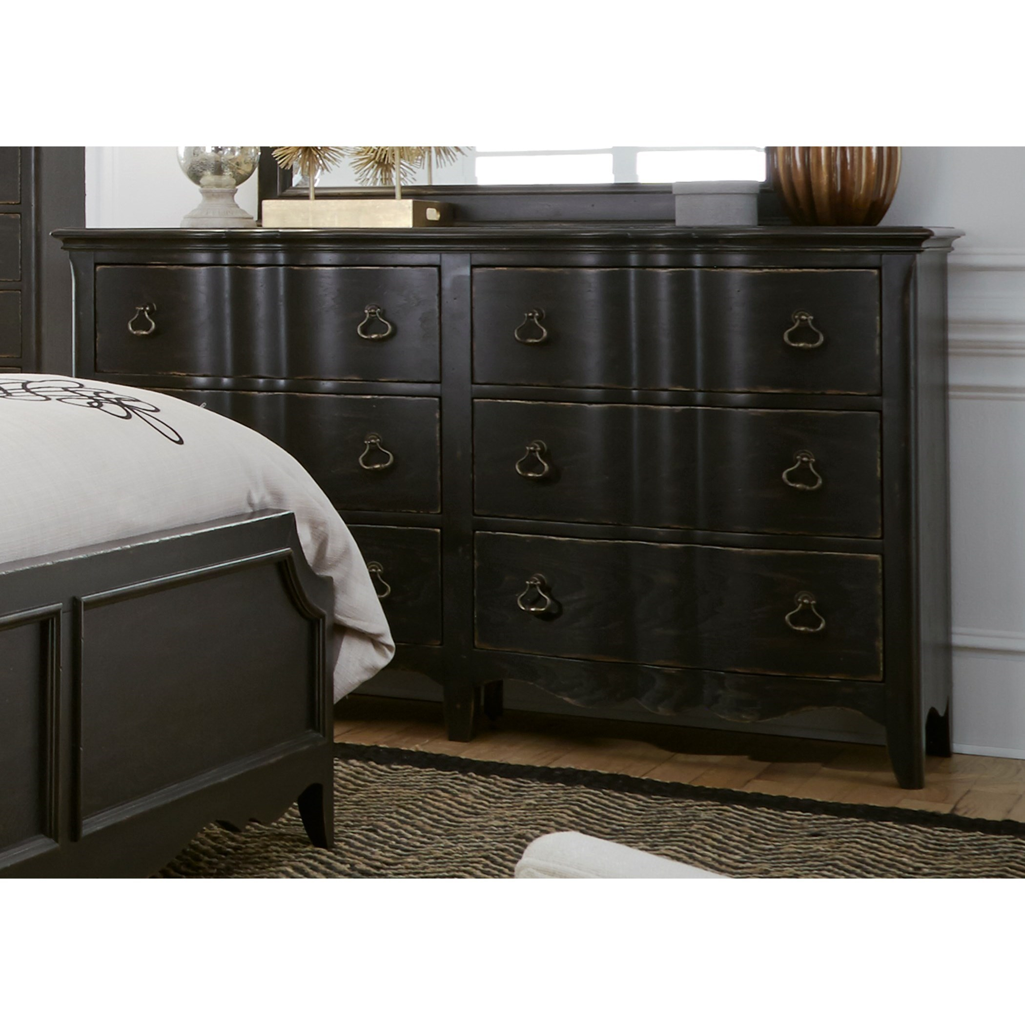 Chesapeake 6-Drawer Dresser by Liberty Furniture at Northeast Factory Direct