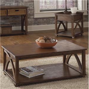 Liberty Furniture Chesapeake Bay 3-Piece Table Set