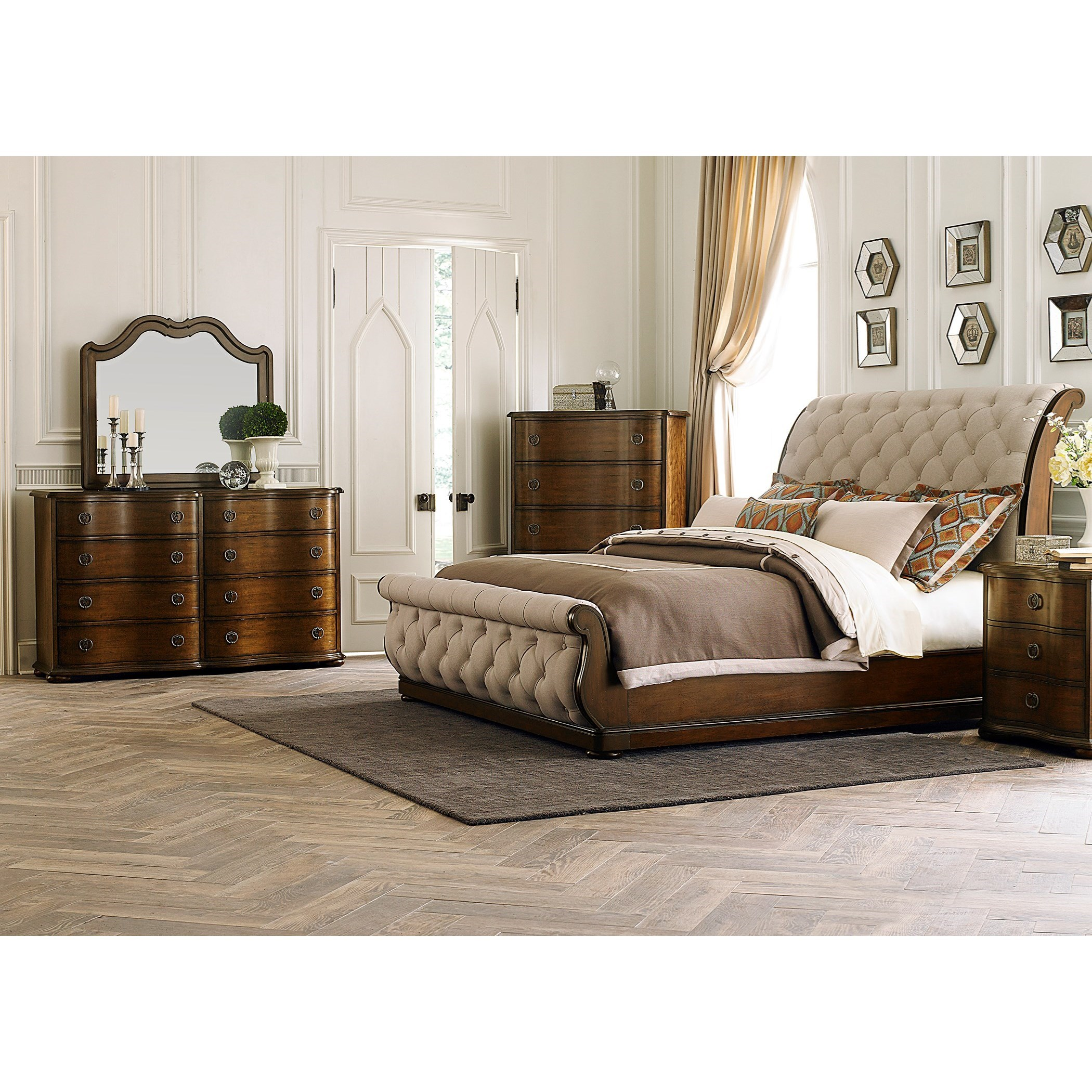 Cotswold  King Bedroom Group by Liberty Furniture at Northeast Factory Direct