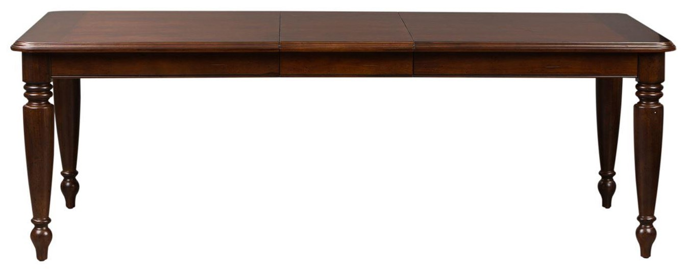 Cotswold  Rectangular Leg Table by Freedom Furniture at Ruby Gordon Home