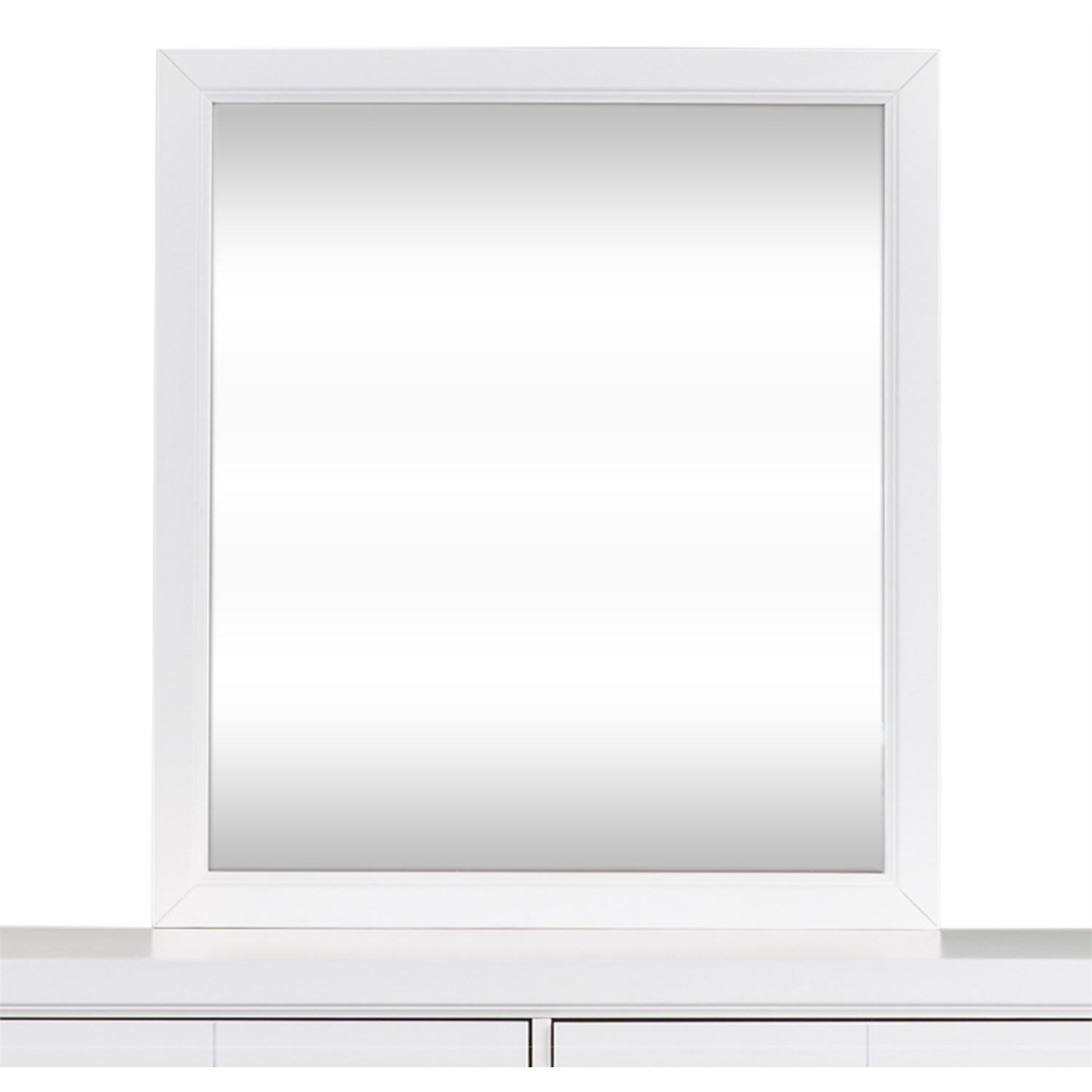 Cottage View Mirror by Liberty Furniture at Northeast Factory Direct