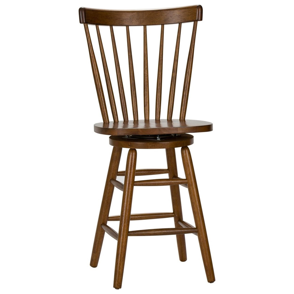 Creations II Copenhagen Barstool by Libby at Walker's Furniture