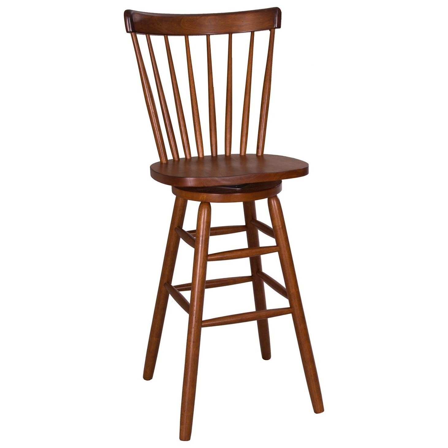 Creations II 30 Inch Bar Stool by Liberty Furniture at Northeast Factory Direct