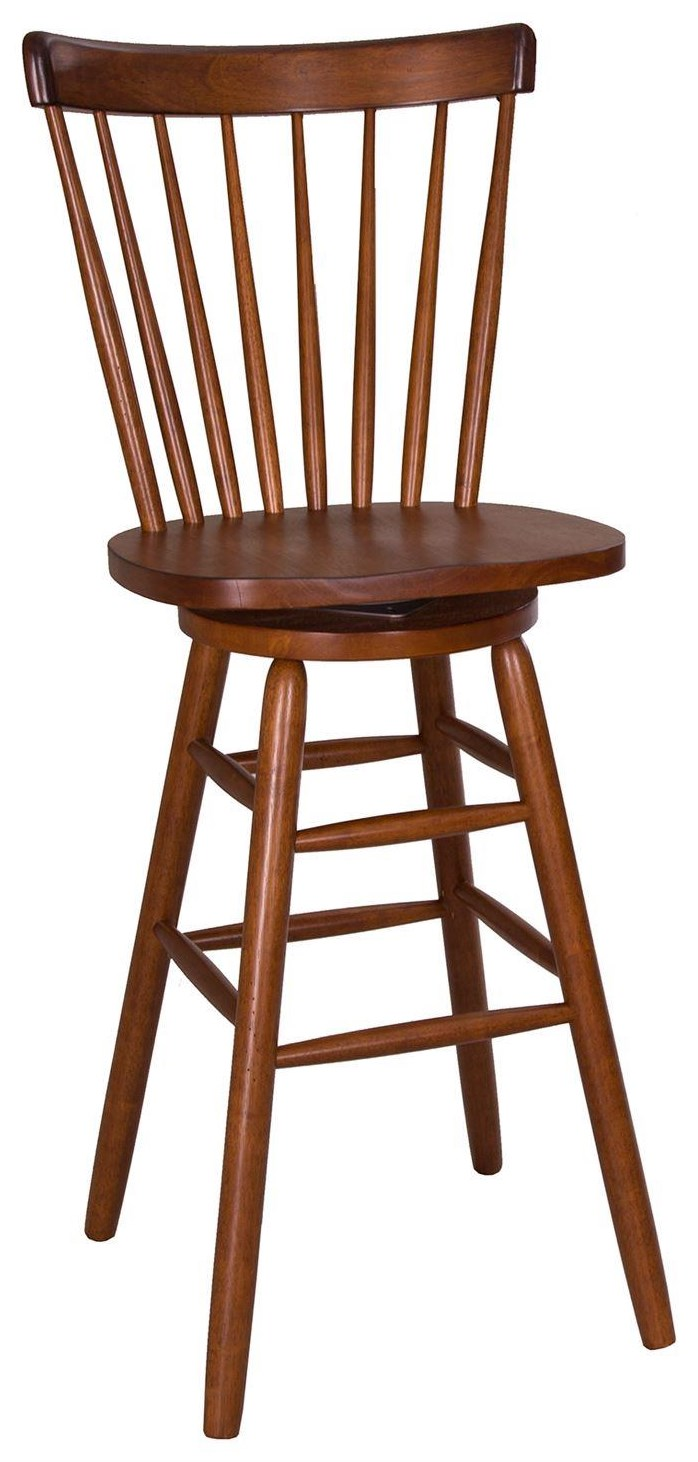 Creations II 30 Inch Bar Stool by Freedom Furniture at Ruby Gordon Home