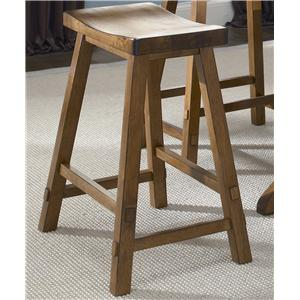 "30"" Sawhorse Bar Stool"
