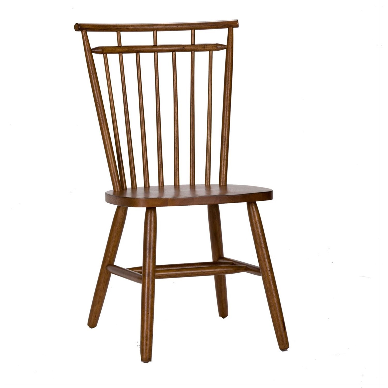 Creations II Spindle Back Side Chair by Liberty Furniture at Dinette Depot