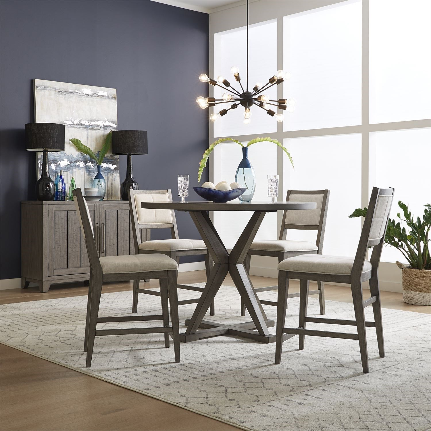 Crescent Creek Dining Room Group by Liberty Furniture at Northeast Factory Direct