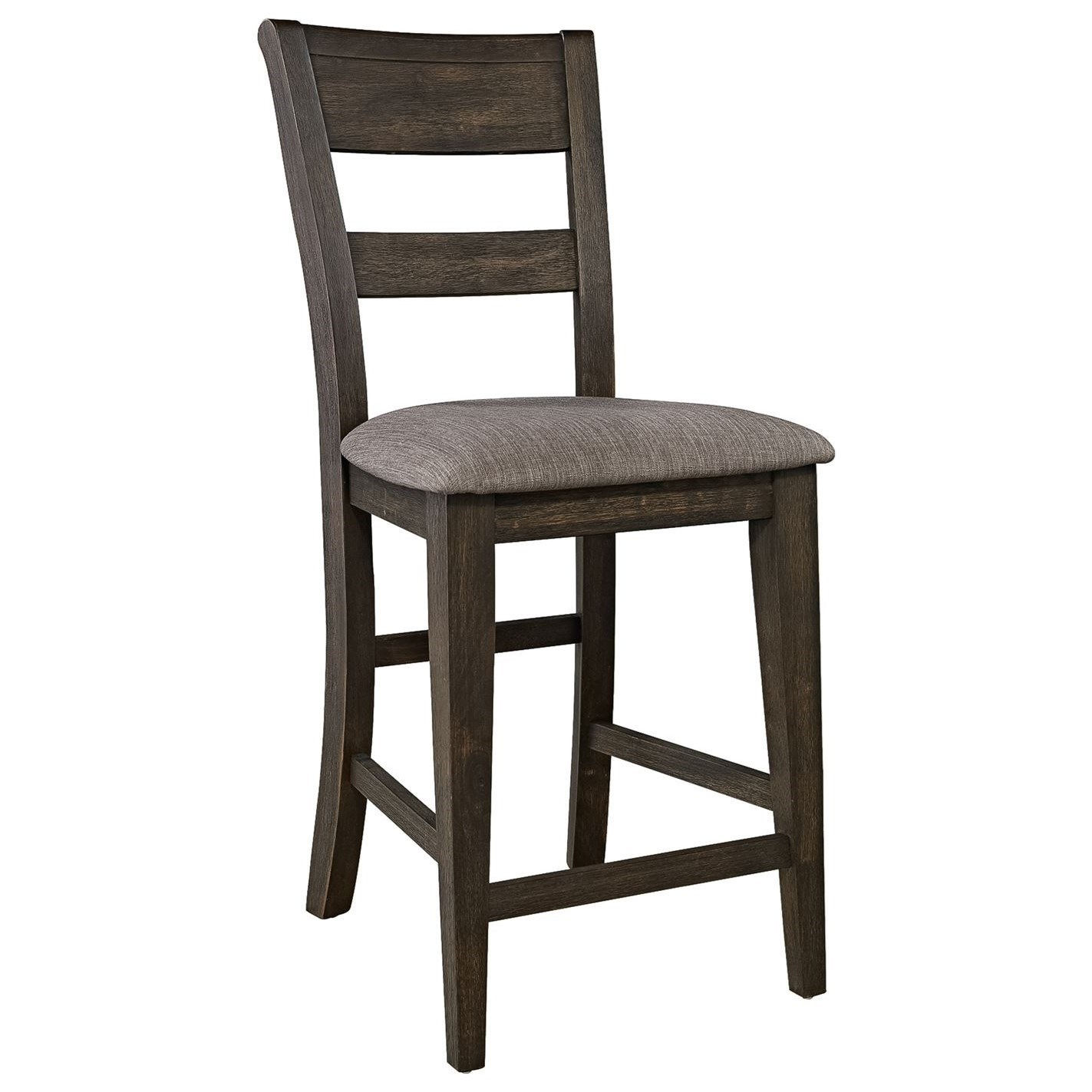Double Bridge Counter Chair by Libby at Walker's Furniture