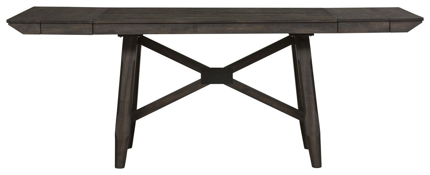 Denmark  Gathering Table by Freedom Furniture at Ruby Gordon Home