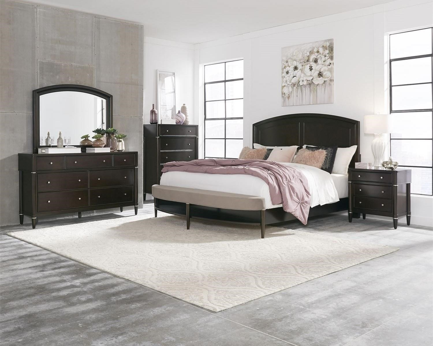 425-BR 5 PC Queen Group