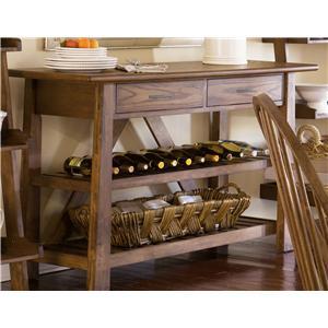 Liberty Furniture Farmhouse  Server