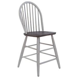 Windsor Back Counter Height Chair