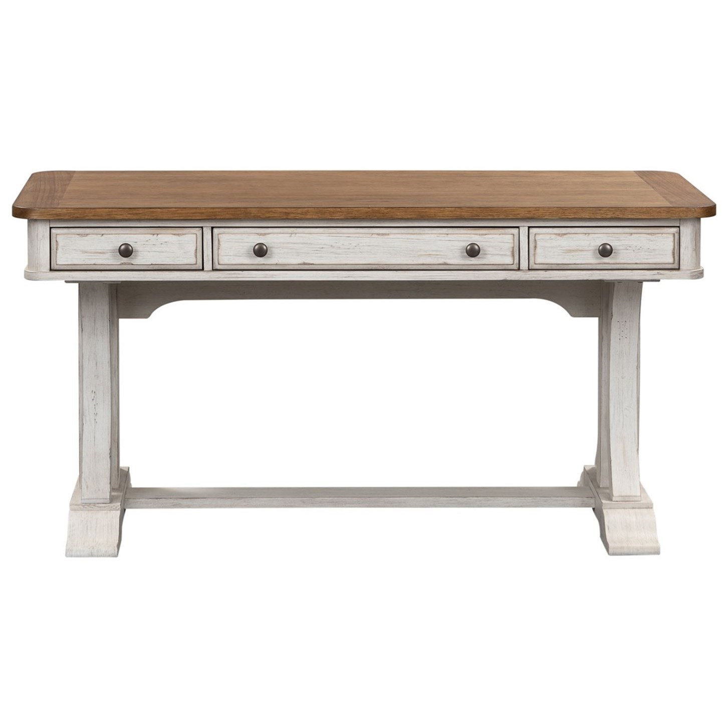 Farmhouse Reimagined Writing Desk by Libby at Walker's Furniture