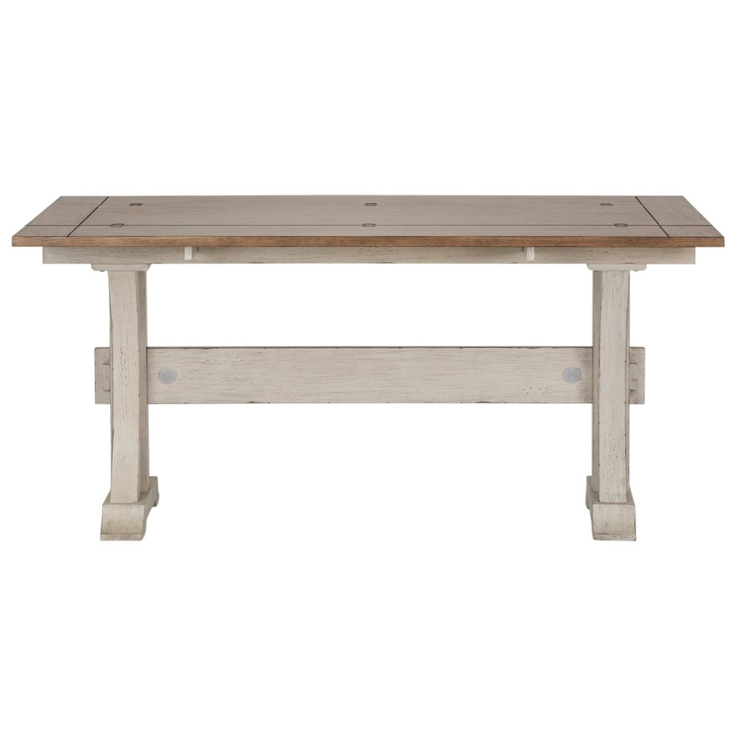 Farmhouse Reimagined Sofa Table by Liberty Furniture at Northeast Factory Direct