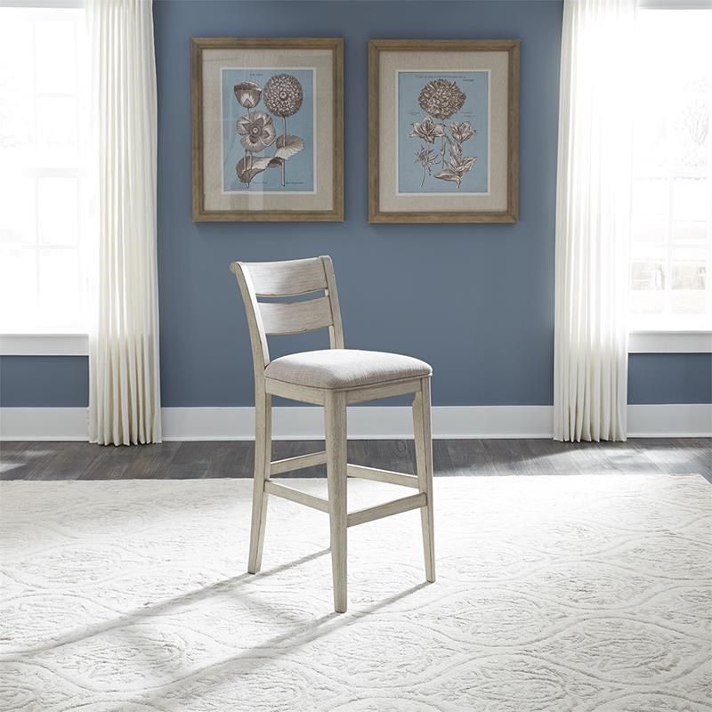 Farmhouse Reimagined Bar Stool by Liberty Furniture at Darvin Furniture
