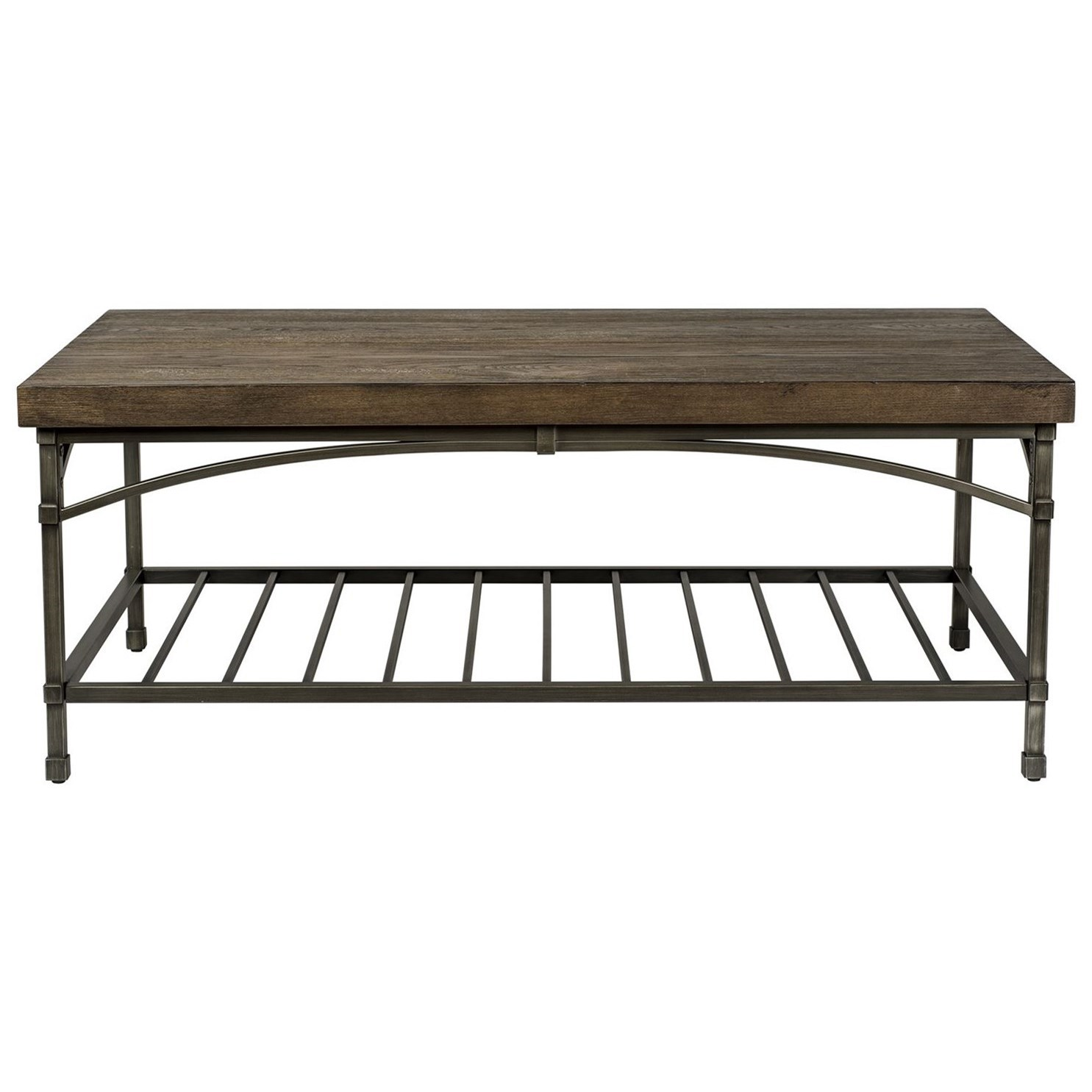 Franklin Cocktail Table by Liberty Furniture at SuperStore
