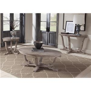 Liberty Furniture Greystone Mill 3 Piece Set