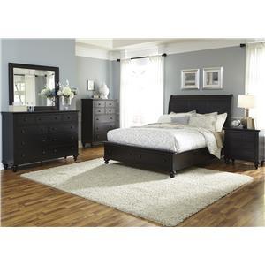 Liberty Furniture Hamilton III Queen Bedroom Group