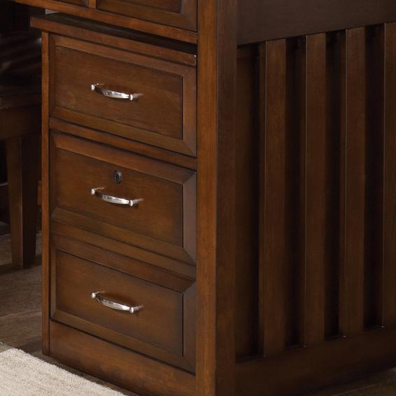 Hampton Bay  Mobile File Cabinet by Liberty Furniture at Lapeer Furniture & Mattress Center