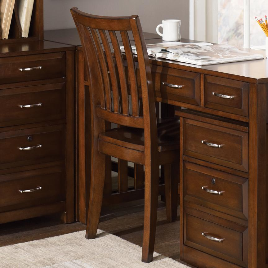 Hampton Bay  Office Side Chair by Liberty Furniture at Lapeer Furniture & Mattress Center