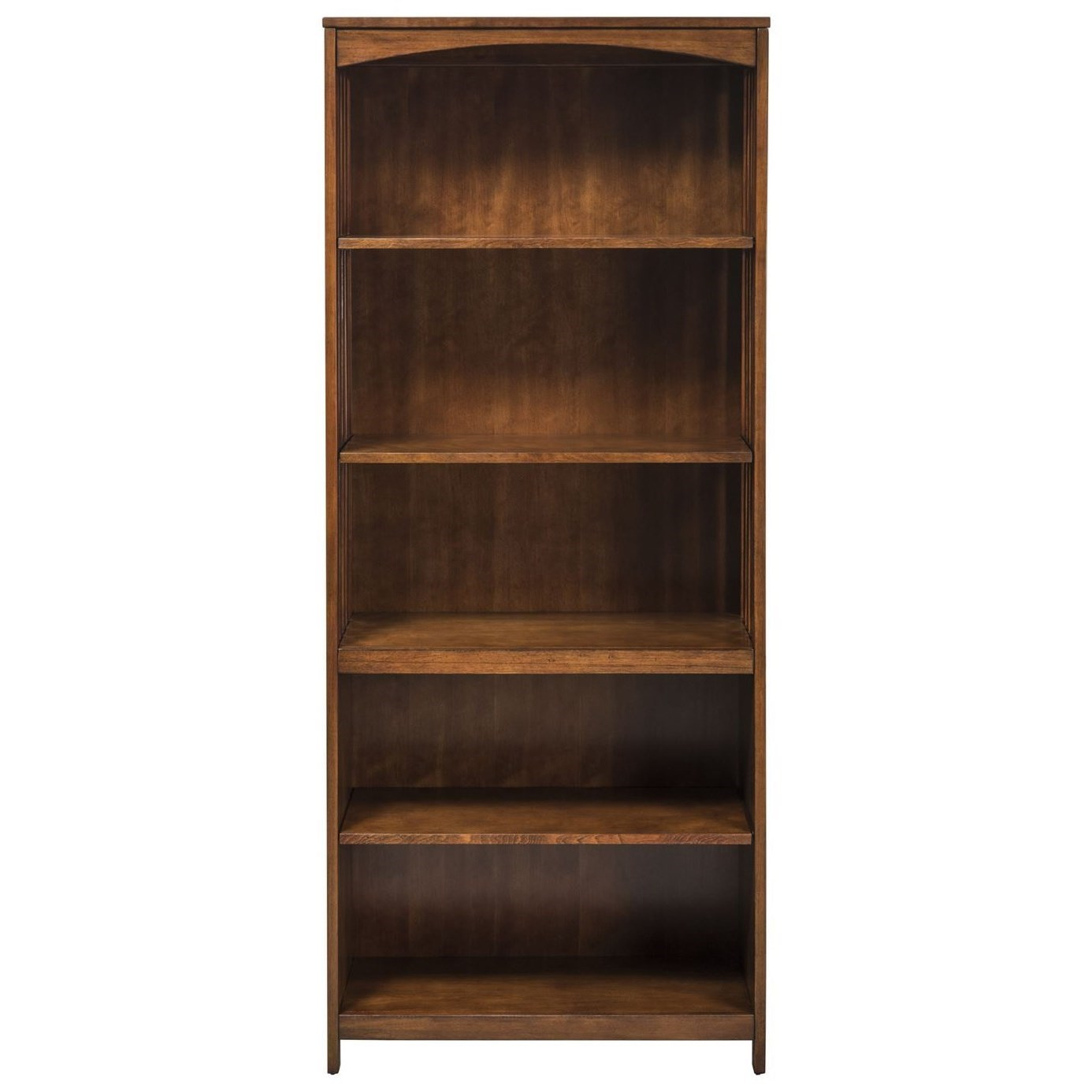 Hampton Bay  Open Bookcase                                by Liberty Furniture at Northeast Factory Direct