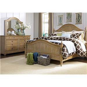 Liberty Furniture Harbor View Queen Bedroom Group