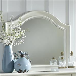 Mirror with Arched Top
