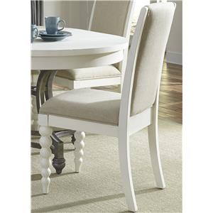 Liberty Furniture Harbor View Upholstered Dining Side Chair