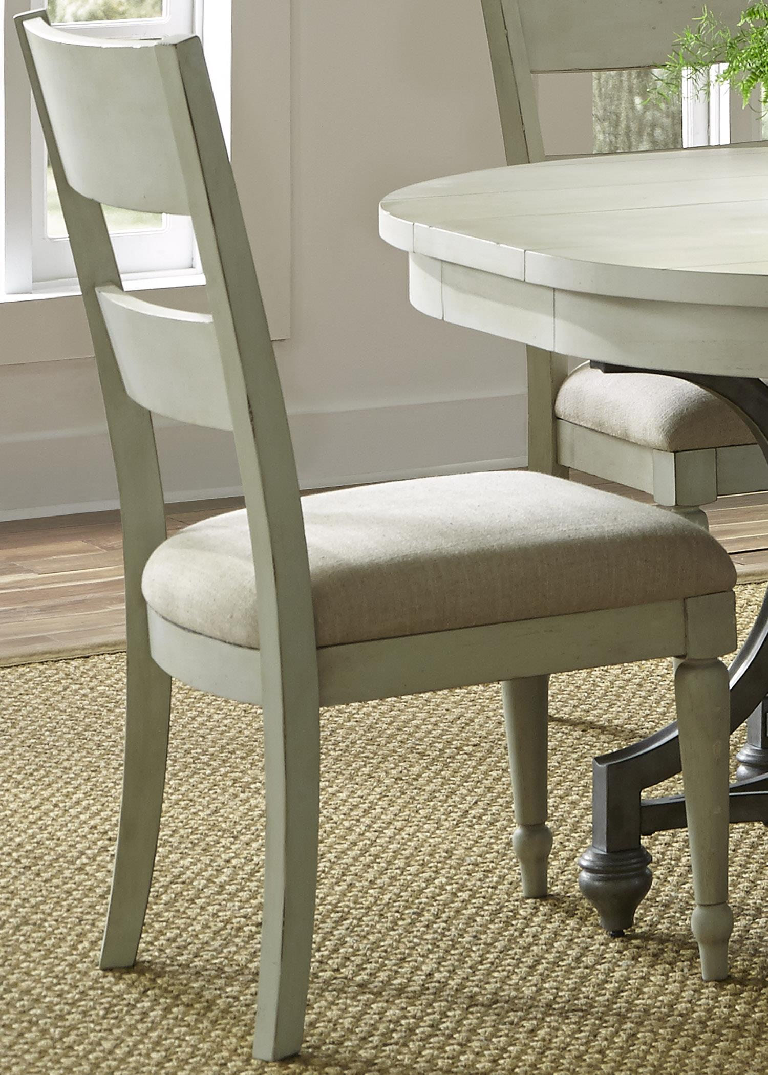 Harbor View Dining Side Chair by Liberty Furniture at Lapeer Furniture & Mattress Center