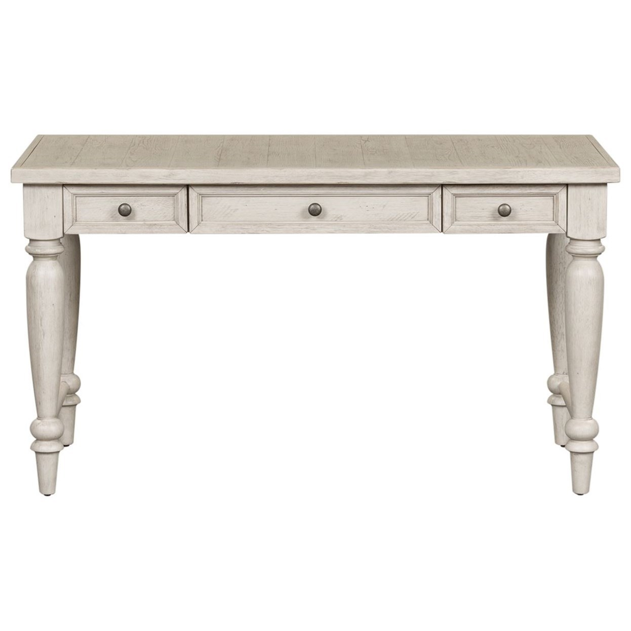 Harvest Home Writing Desk by Liberty Furniture at Godby Home Furnishings